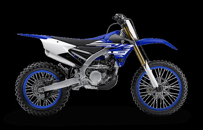Imagem Modelo YZ 250FX