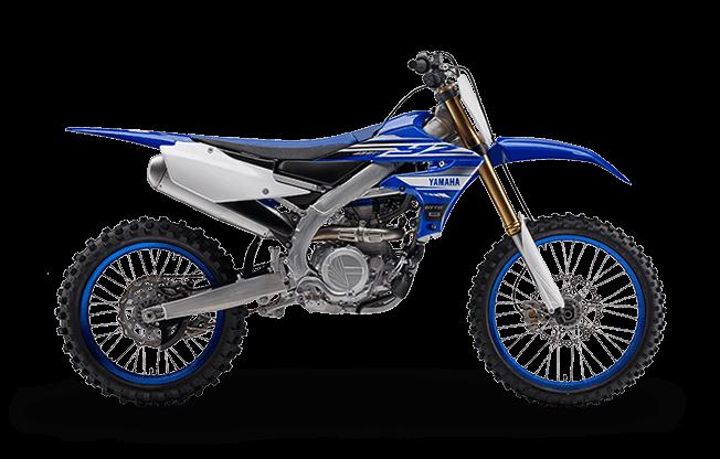 Imagem Modelo YZ 450F