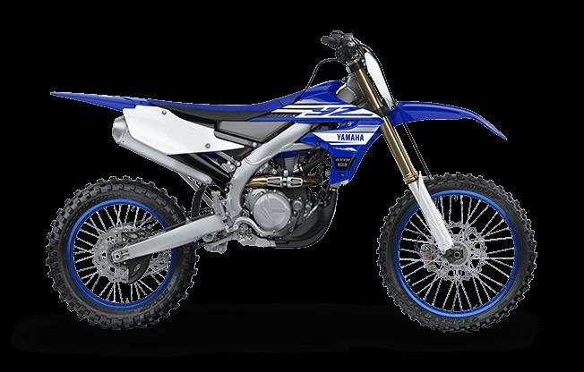 Imagem Modelo YZ 450FX